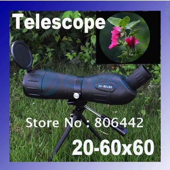 40X70 Zoom 62MAT/1000M Hunting Spotting Scope Binoculars Telescope freeshipping dropshipping