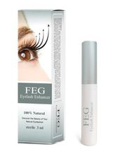Free Shipping original feg eyelash enhancer 7 Days Grow 2-3mm eyelashes face care eyelash serum ANTI FAKE LABEL