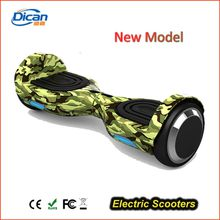 2015 New smart two wheels self balance electric scooter mini skateboard