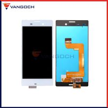 Best Quality AAA+ for Sony m4 LCD Touch Screen Display Digitizer Assembly without frame Free shipping