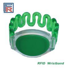125khz T5577 ABS rfid wristband