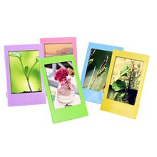 3 Inch Mini Frame/ Desk Photo Frame for Fujifilm Instax mini 8 7s 90 25 50s Film, 5 Pack