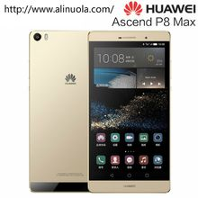 Original Huawei P8 max 6.8'' EMUI 3.1 Phablet Hisilicon Kirin 935 2.2GHz 3GB 64GB GSM & WCDMA & FDD-LTE