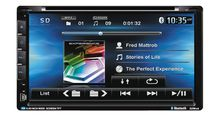 7 inch car dvd player GPS nevigation system winCE 6.0 for unviersal quality