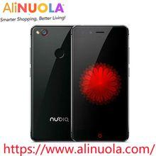 "Original ZTE Nubia Z11 Mini 5.0"" 3GB RAM 64GB ROM Snapdragon 617 64bit Octa Core 1920X1080 Mobile phone 4G LTE 16.0MP Camera"