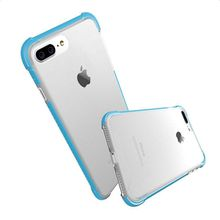 Sport TPU Case Clear Covers 5FT Drop Protection For iPhone 7 iPhone 7 plus Free Shipping With DHL