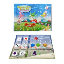 Under the Sea Hot Selling Funny Kids Ocean Fishing Game Entertainment of Treasure Indoor/Outdoor Game
