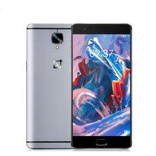 original Oneplus 3 smartphone Snapdragon 820 Quad Core 6GB RAM 64GB ROM 16.0MP fingerprint Fast delivery