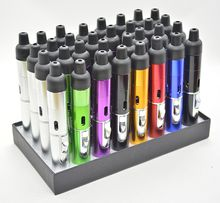 click N vape sneak A vape vapor Herbal portable Vaporizer sneak a toke smoking metal pipe with built-in Wind Proof Torch Lighter