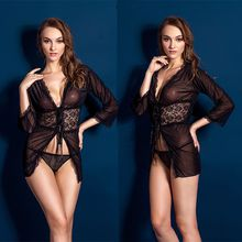 Erotic Lingerie Sex Products 2015 Time-limited Lace Print Rayon Nylon Summer Style Plus Size Hot Sale Sexy Underwear