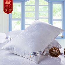 2015 New 100% Cotton Neck Pillows Travel Pillow Pillow Cushion Sleepping Car White Office Pillows