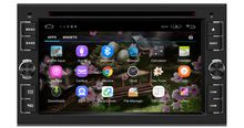 """6.2"""" TFT touch screen double din car stereo Android Car DVD PlayerANDROID,WIFI,DVD,USB,SD,AUX,AM,FM,BLUETOOTH,TV,GPS"""