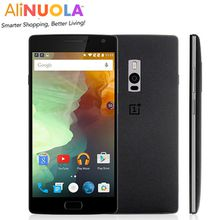 Oneplus 2 5.5 inch 1080P 4G LTE Android Snapdragon 810 Octa Core 4GB RAM 64GB ROM Android 5.1 13.0MP Cell Phone 10PCS/CTN