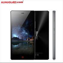 ZTE Nubia Z9 mini Elite Version 4G LTE Cell Phone Android Snapdragon 615 Octa Core 3GB 16GB 13MP Camera GPS OTG