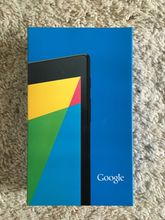 BRAND NEW NEXUS 7 16GB 2016 MODEL BLACK COLOUR IT COMES IN BRAND NEW SEALED BOXED