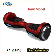 New Model Smart Electric Scooter private design two wheels self balance hoverboard easy for your branding