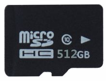 100pcs free dhl 512GB Micro SD SDXC Flash Memory Card Class 10 Micro SD With Adapter Retail Box