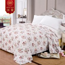 2015 new mulberry silk quilt 100% cotton four seasons comforter silk blanket pure silk comforter 100% cotton blankets
