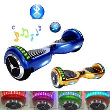 LED RGB Scooter Bluetooth Speaker Scooter CE Certification Circuit Board UL Certificated Charger Key Remote Control Scooter Free Bag