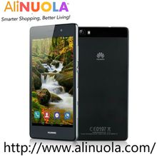Huawei P8 Lite Quad Core 1.2G 2GB RAM 16GB ROM Mobile Phones LONASS GPS 13MP Camera TDD FDD LTE