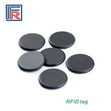 RFID High temperature resistance Token tag with i.code sli 13.56MHz chip PPS
