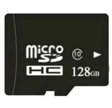 100pcs free dhl 128GB Micro SD SDXC Flash Memory Card Class 10 Micro SD With Adapter Retail Box
