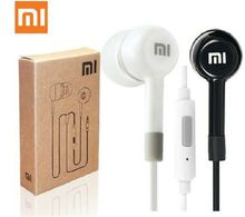 2015 New High Quality XIAOMI Earphone Headphone Headset For XiaoMI M2 M1 1S Samsung iPhone With with Remote And MIC Retail package DHL