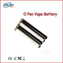 510 Thread O Pen Vape battery Bud Touch battery use with cbd oil vaporizer pen cartridge best vape pen e cigarette in USA