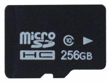 100pcs free dhl 256GB Micro SD SDXC Flash Memory Card Class 10 Micro SD With Adapter Retail Box