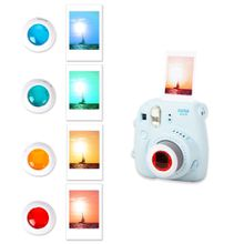 Colorful Filter 4 Colors Magic Lens For Fujifilm Instax Mini 8 7s Cameras