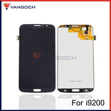 For Samsung Galaxy Mega 6.3 i9200 i9205 LCD Display Touch Screen Digitizer Assembly Repair Repalcement