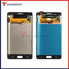 For Samsung Galaxy Note 4 Edge N9150 N915f N915v original LCD Display With Touch Screen&Free Shipping