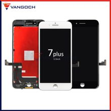 AAA+ Quality For iPhone 7 plus 5.5 inch LCD Display Touch Screen Digitizer Complete with Frame Full Assembly Replacement by DHL