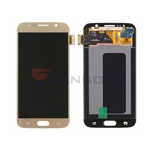 AAA Quality Display For Samsung Galaxy S6 G920A G920T G920V G920P G920F LCD Touch Screen Digitizer Replacement parts free shipping DHL