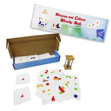 Matching Shapes Competition Children Unisex Christmas Promotional Gift 2016 Kids Educational Games