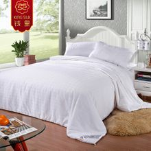summer pure mulberry silk blanket quilt cool comforter 100% cotton silk pure silk comforter china quilts blankets gdxw