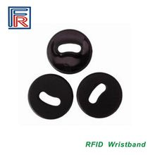 125khz PPS RFID Laundry Tag with T5577 chip waterproof rewritable retardant High Temperature
