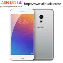 5.2 Inch Meizu Pro 6 4G LTE 3D Press Android 6.0 Helio X25 Deca Core 4G RAM 32G ROM 21.16MP 1920x1080 Cell Phone
