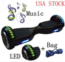 CE Certification High performance Lithium Battery Scooter LED RGB Scooter Bluetooth Scooter 6.5 Inch Tyre Scooters