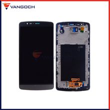 Original LCD Best Quality For LG G3 D855 D850 LCD Display Touch Screen Digitizer Assembly Replacement with & without Frame free shipping