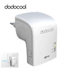 dodocool AC750 Wifi Repeater / Booster 2.4/5GHz Dual Band WIFI Signal Amplifier