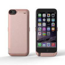 2016 External Battery Case For iPhone7 7plus 10400mah Powerbank Backup Power bank Case Backup Charger for iphone 7 7plus Free Shipping