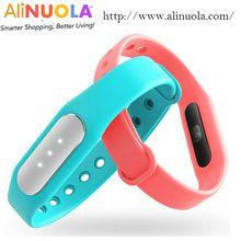 In Stock Xiaomi MiBand 1S Smart Miband Heart Rate Monitor Bracelet 1S For Android 4.4 IOS 7.0 Waterproof