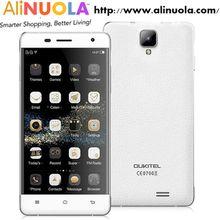 "5"" OUKITEL K4000 Pro 4600mAh 4G LTE Smart Android 5.1 Quad Core 16GB Cell Phone"