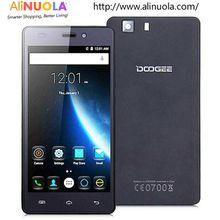 5.0'' DOOGEE X5S Android 5.1 4G Smartphone Unlocked Quad Core Dual SIM 1GB RAM 8GB ROM 1280x720 IPS GPS OTG 5.0MP Camera