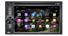 6.2 inch Touch screen 2 din universal Android car radio car DVD player car gps