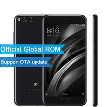 """New Products Xiaomi Mi6 Snapdragon 835 Octa Core, 6GB 64GB 1920x1080 18W Fast Charge NFC Android 7.15.15 """"Eye Mask / Four Surface Glass"""