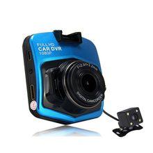Original Car DVR GT300 1080P Dual Camera Video Recorder With Rear Camera