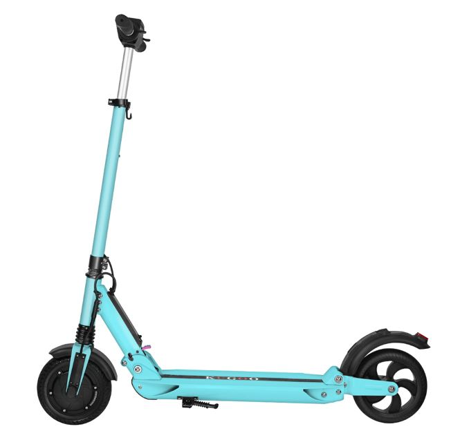 8 inch kugoo S1 electric scooter skateboard with seat