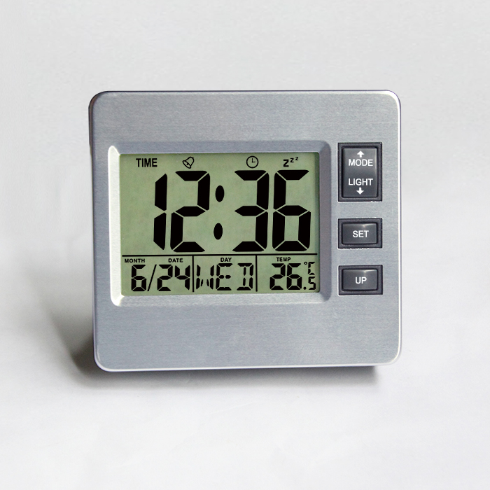JIMEI H306 LCD Multi-function Digital Alarm clock with backlight
